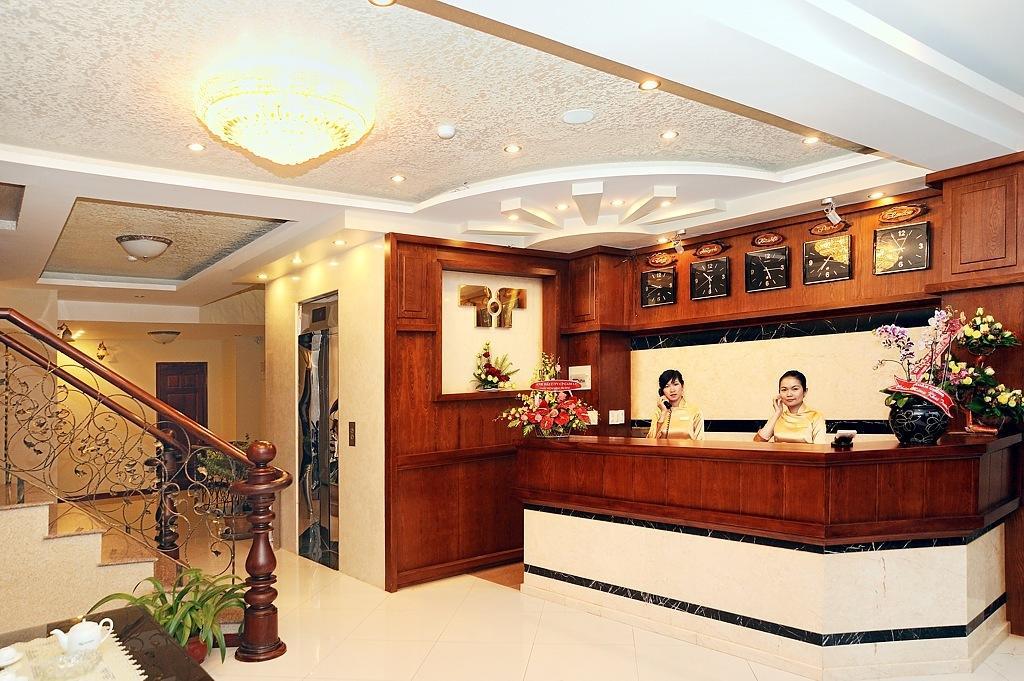 Khách sạn Đà Lạt nằm trên đường Phan Bội Châu