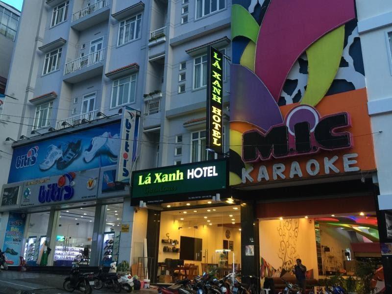 Khách sạn đẹp đường Hà Huy Tập Đà Lạt