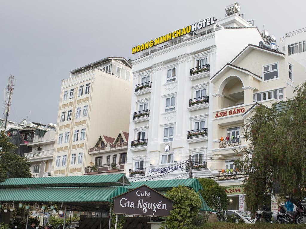 Khách sạn đẹp đường Nguyễn Chí Thanh