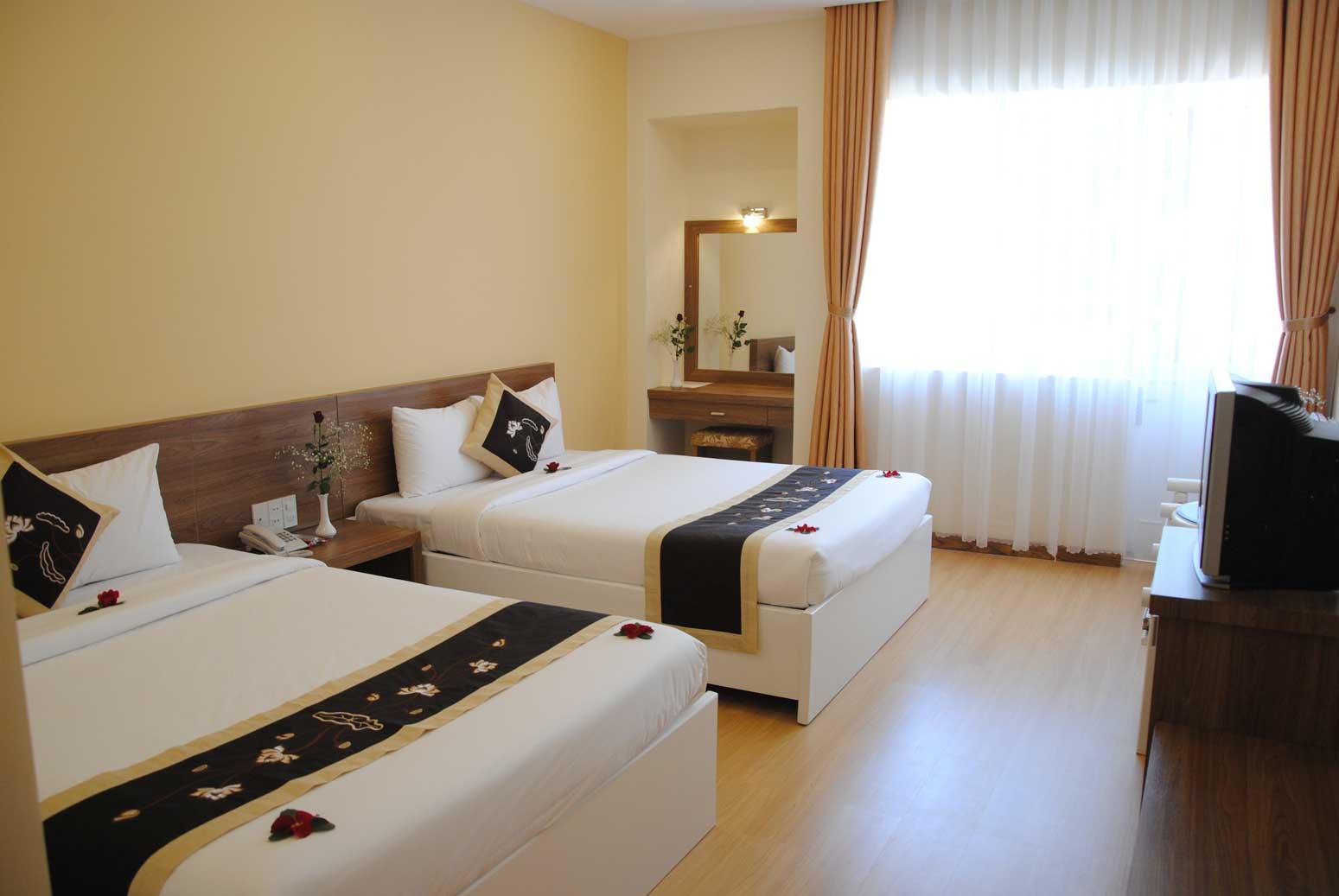 Khách sạn đẹp đường Nguyễn Thị Minh Khai Đà Lạt