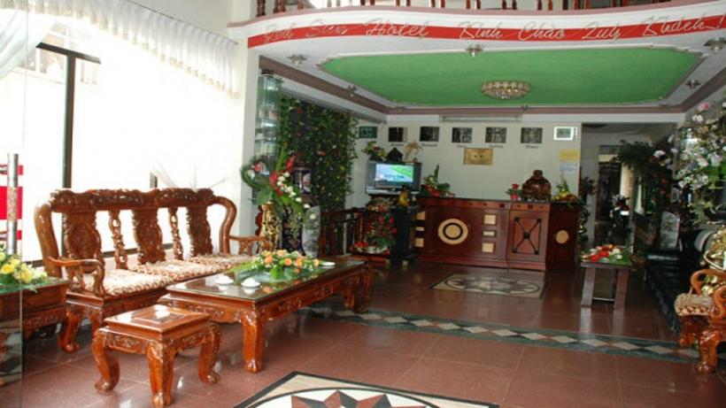 Khách sạn đường Hà Huy Tập Đà Lạt