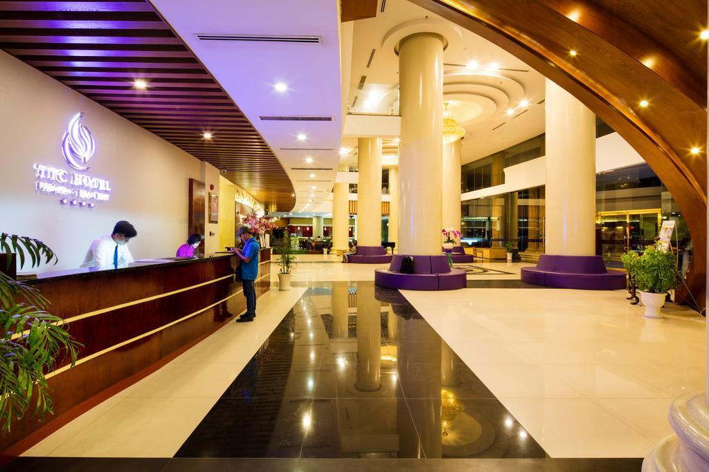 Khách sạn đường Nguyễn Thị Minh Khai