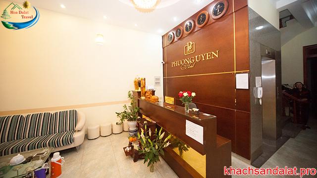 Khách sạn đường Nguyễn Văn Trỗi Đà Lạt