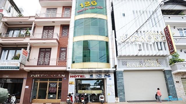 Khách sạn đường Nguyễn Văn Trỗi