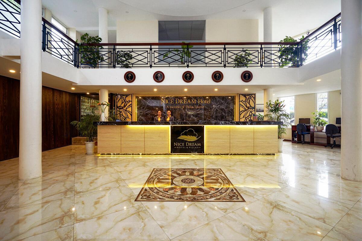 Khách sạn Nice Dream đường Nguyễn Thị Minh Khai