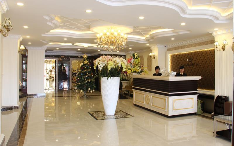 Khách sạn ở Đà Lạt đường Nguyễn Chí Thanh