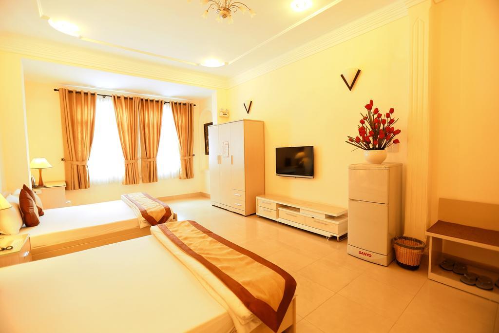 Khách sạn ở đường 3 tháng 2 Đà Lạt