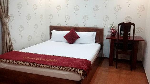 khách sạn ở đường Nguyễn Văn Trỗi Đà Lạt