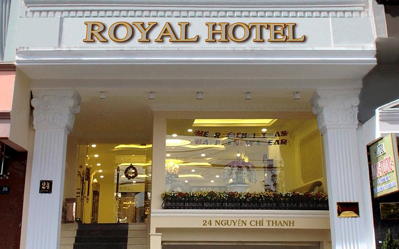 Khách sạn tại đường Nguyễn Chí Thanh Đà Lạt