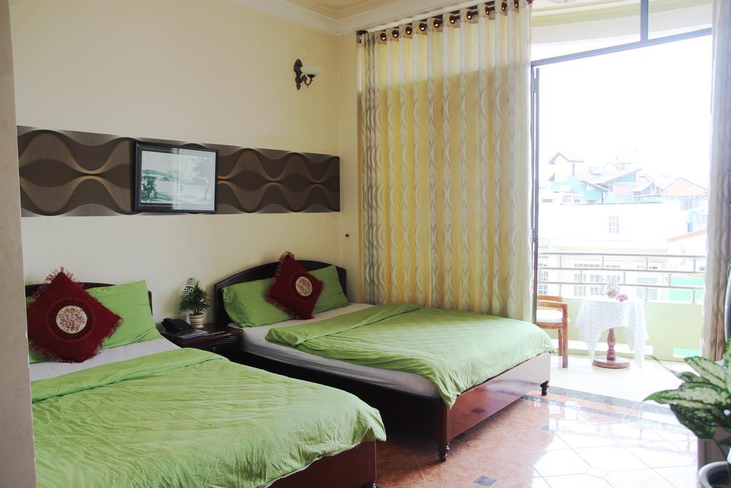 Khách sạn trên đường Hải Thượng