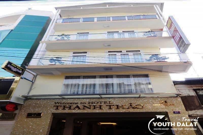 khách sạn trên đường Nguyễn Văn Trỗi Đà Lạt