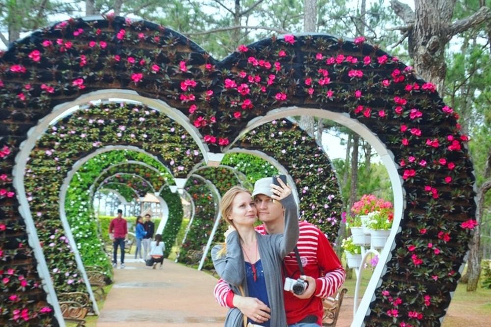 kinh nghiệm du lịch thung lũng tình yêu Đà Lạt
