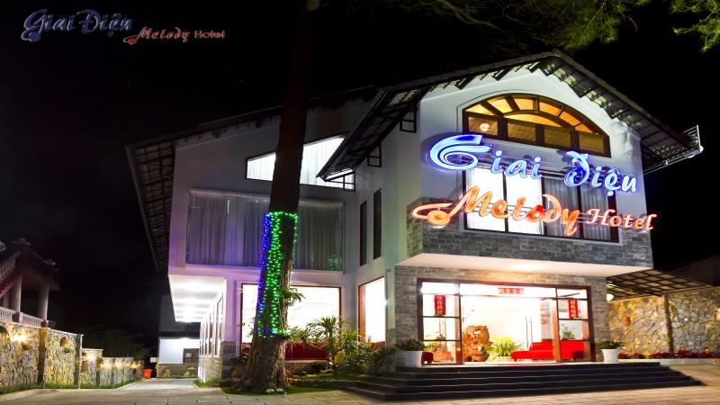 Những khách sạn có view đẹp Đà Lạt
