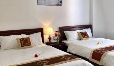 Phòng đôi khách sạn Duy Thịnh Đà Lạt