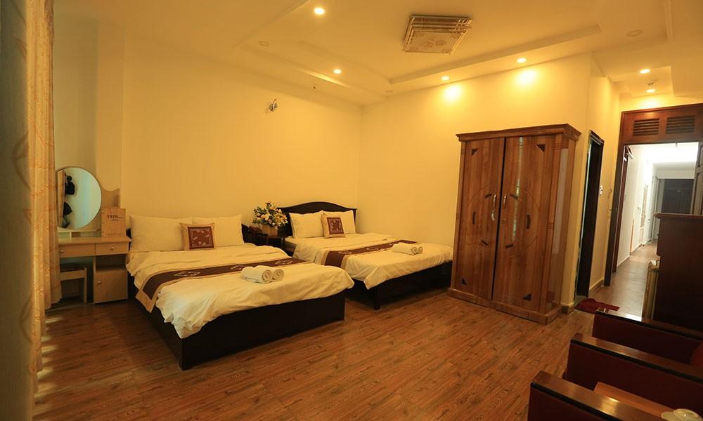 Phòng đôi khách sạn TaTa Đà Lạt