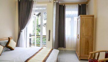 Phòng đơn khách sạn Tuấn Kiệt Đà Lạt