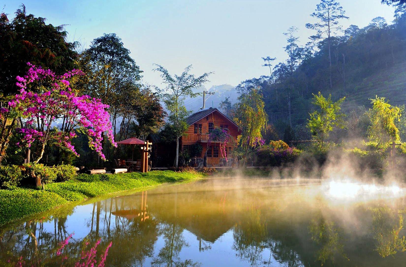 tour du lịch ngoại thành Đà Lạt