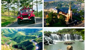 tour ngoại thành Đà Lạt