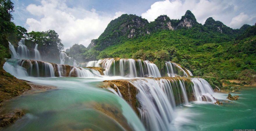 Tour thác Pongour Đà Lạt