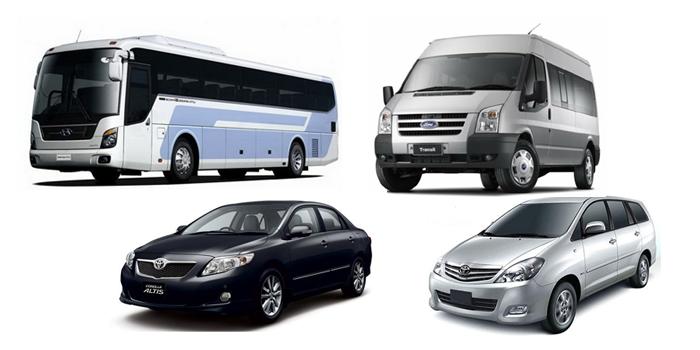 Cho thuê xe du lịch tại Đà Lạt