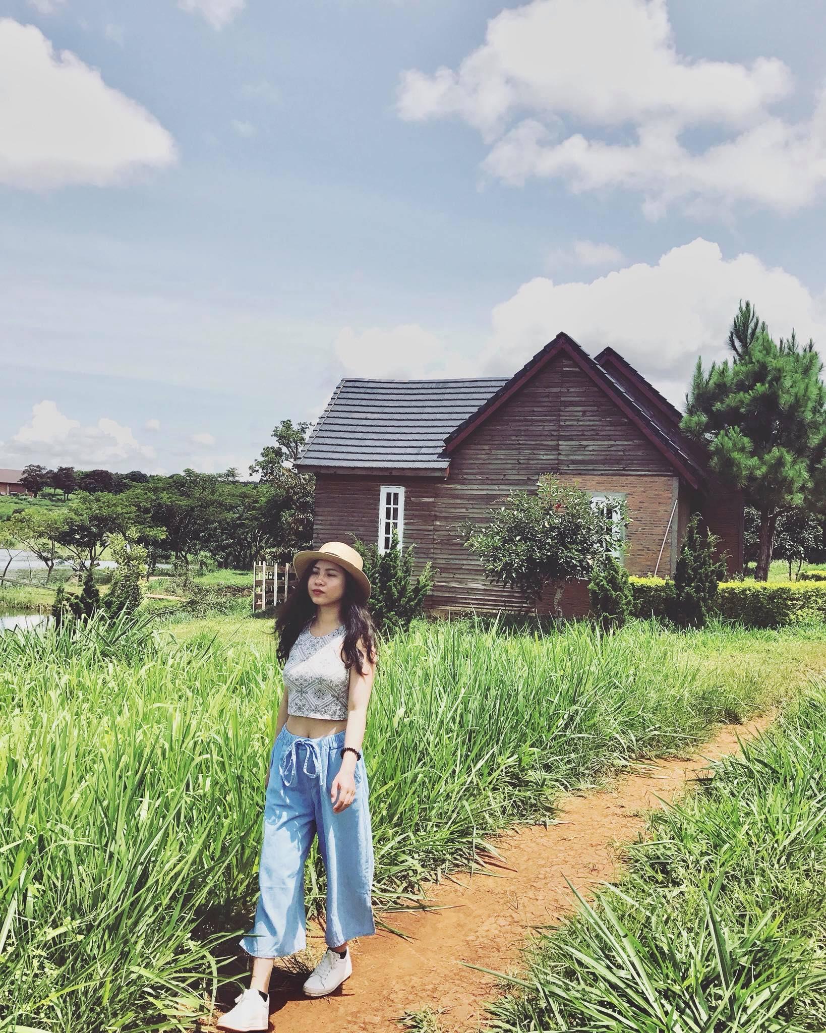 Đà Lạt milk farm Đức Trọng