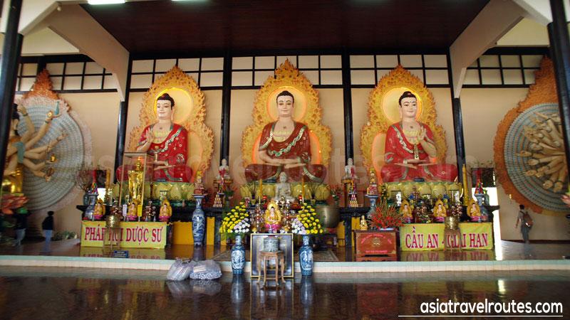 Địa chỉ chùa linh ẩn tự Đà Lạt