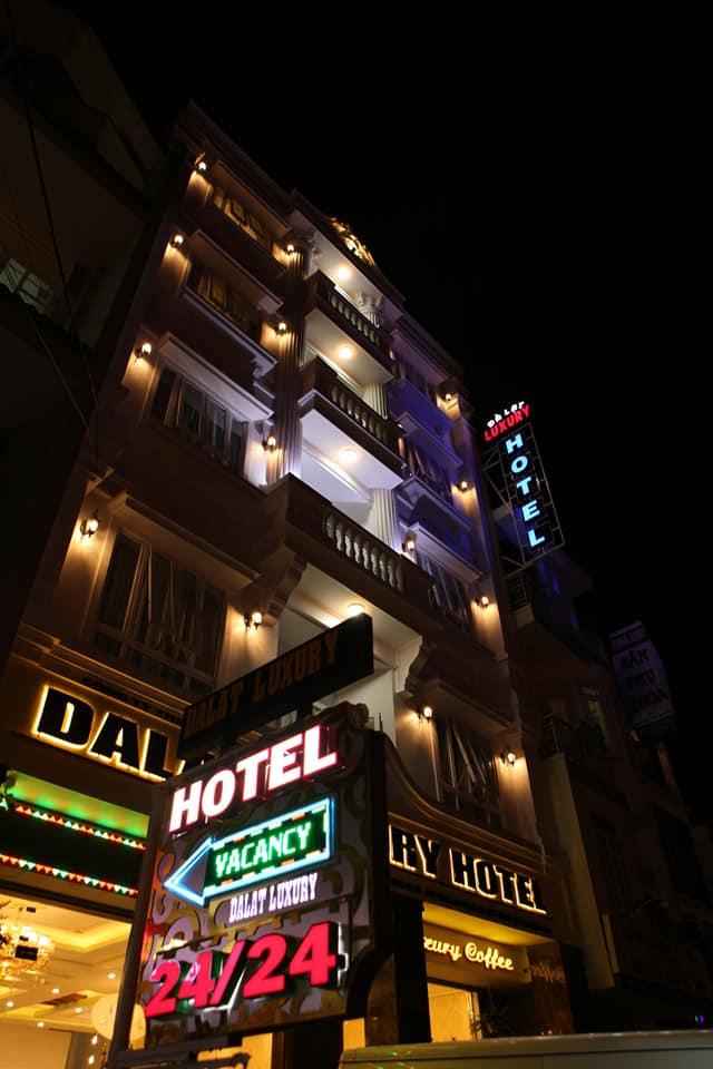 Địa chỉ khách sạn Đà Lạt Luxury
