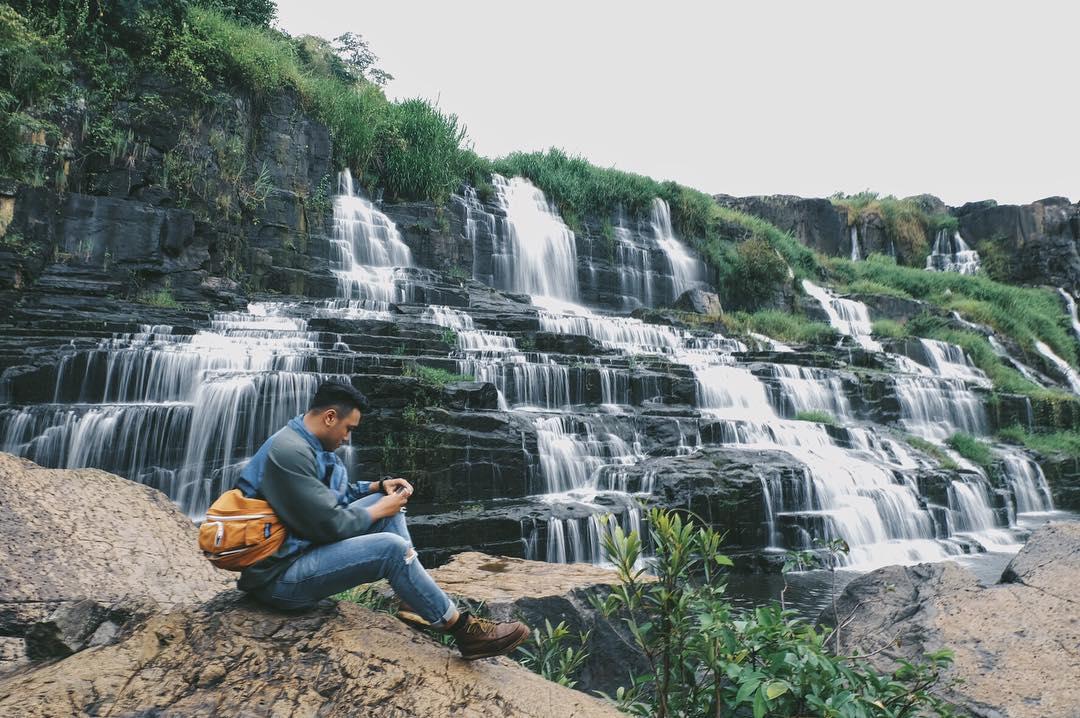 Địa chỉ thác Pongour Đà Lạt