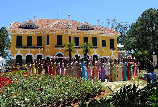 Dinh 1 Trần Quang Diệu thành phố Đà Lạt Lâm Đồng