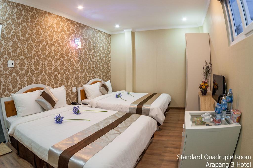 Giá phòng khách sạn Arapang Đà Lạt