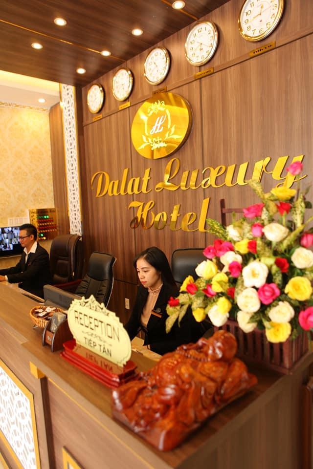 Giá phòng khách sạn Đà Lạt Luxury