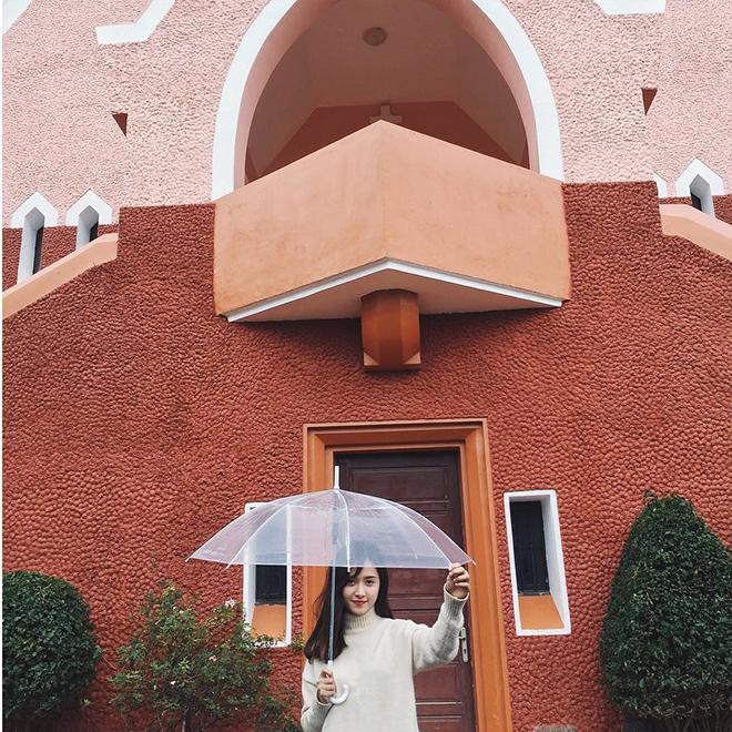 Hình ảnh nhà thờ Domaine marie Đà Lạt