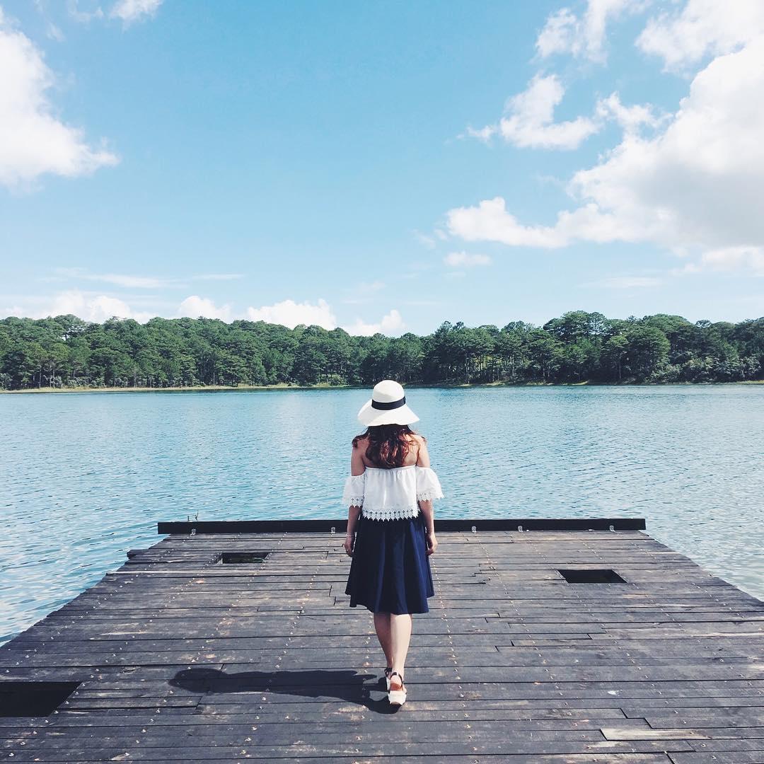 Khu du lịch hồ Tuyền Lâm