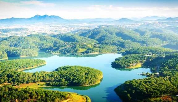Khu du lịch sinh thái hồ Tuyền Lâm