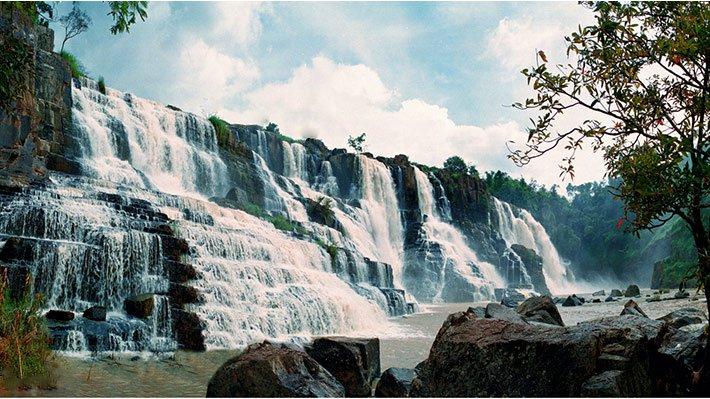 Khu du lịch sinh thái thác pongour