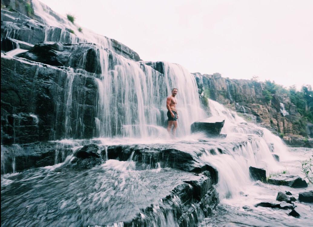 Khu du lịch thác Pongour đức trọng, lâm đồng