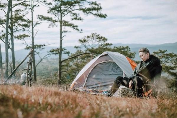 Kinh nghiệm cắm trại Đà Lạt tự túc