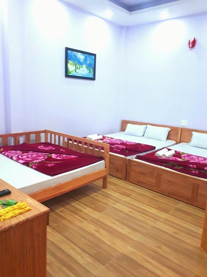 Nhà nghỉ đường Bùi Thị Xuân