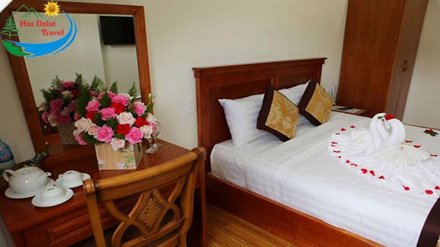 nhà nghỉ giá rẻ tại Đà Lạt