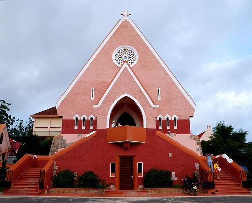 Nhà thờ cổ Đà Lạt
