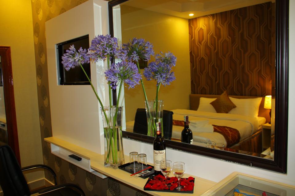 phòng Standard Double hotel arapang Đà Lạt