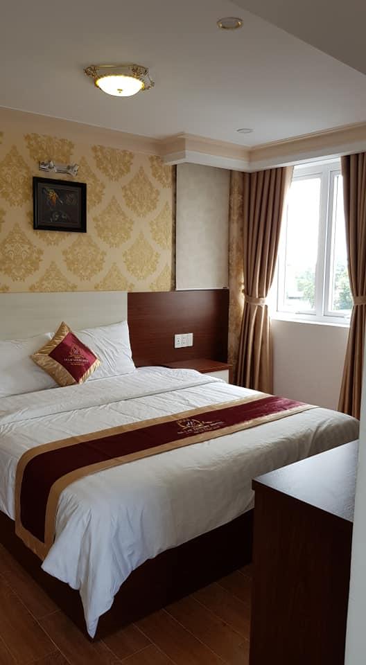 Phòng đôi khách sạn Đà Lạt Luxury