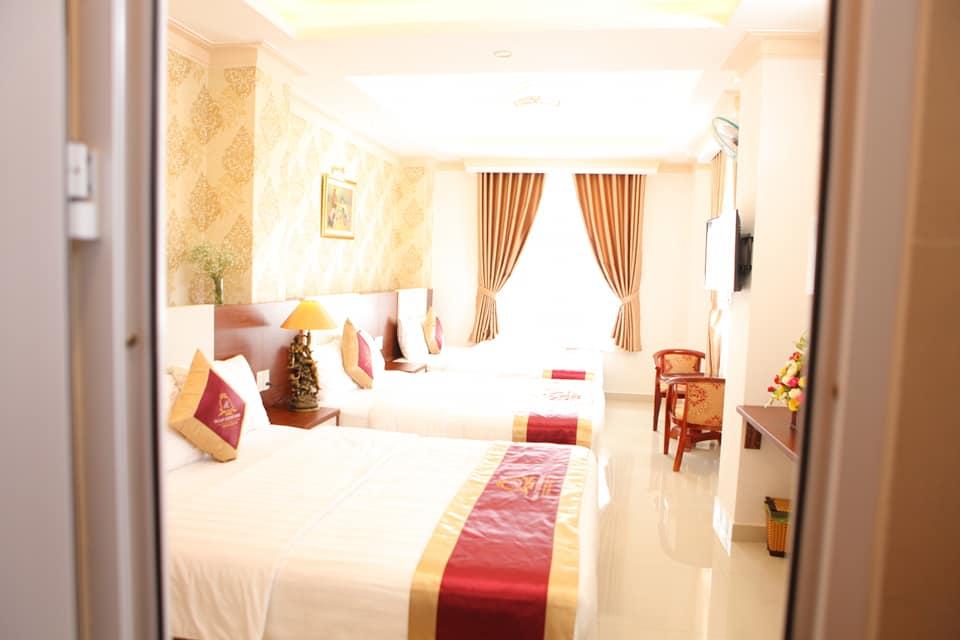 Phòng đôi khách sạn Luxury