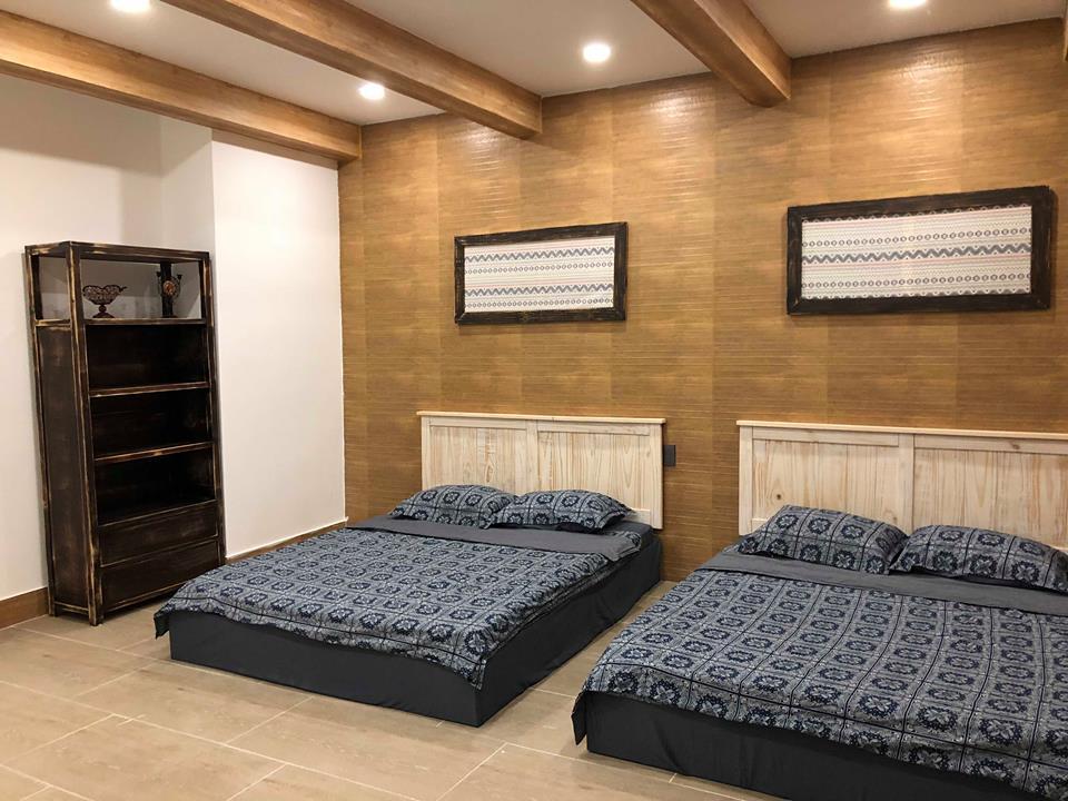 Phòng ngủ Villa Hillside Đà Lạt