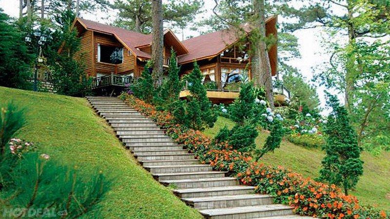 Resort đồi Mộng Mơ Đà Lạt