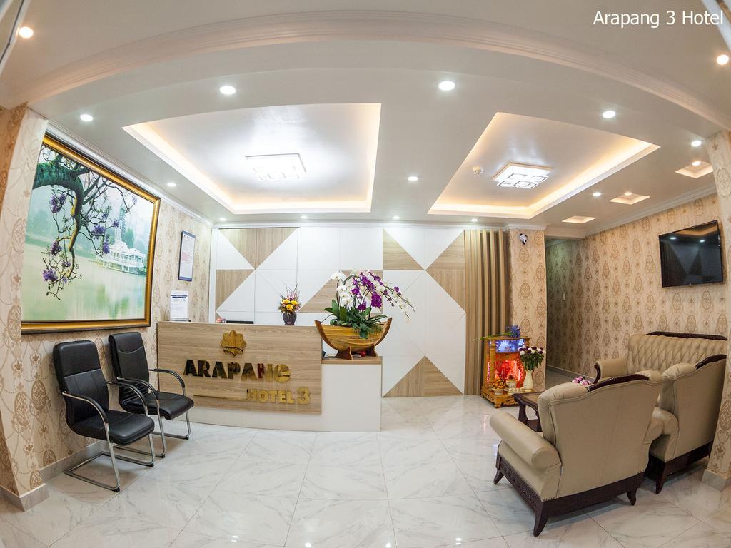 Số điện thoại khách sạn Arapang Đà Lạt