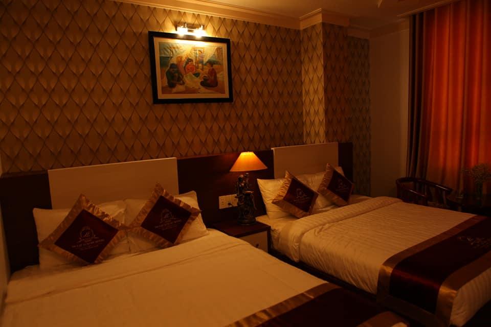 Số điện thoại Khách sạn Luxury