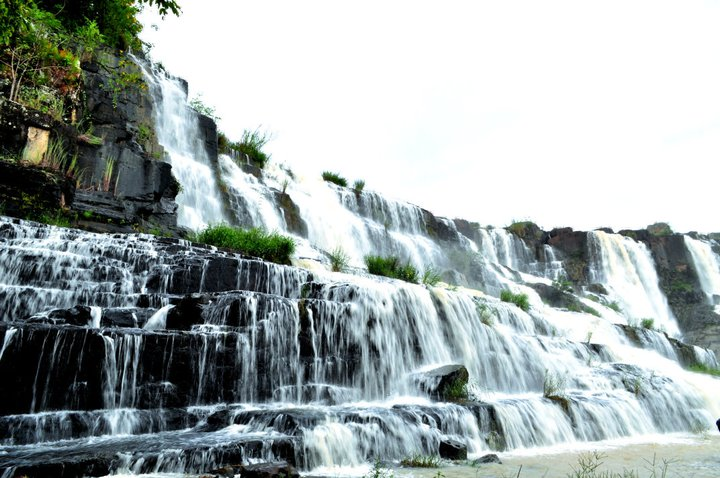 thác Pongour Đà Lạt