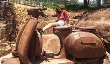 tham quan đường hầm điêu khắc Đà Lạt