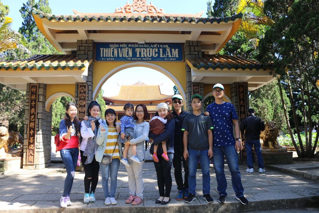 Thiền viện trúc lâm Vĩnh phúc